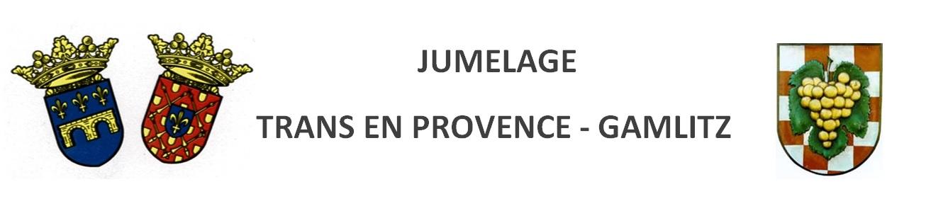 Jumelage Trans en Provence - Gamlitz