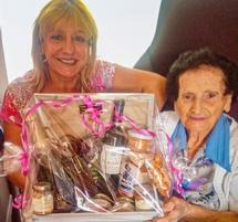 Une résidente transianne a fêté ses 100 ans !