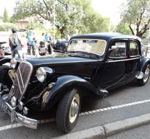 6ème édition du rassemblement de véhicules anciens et de prestige