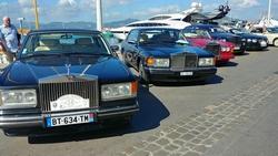 Rassemblement Rolls Royce Bentley