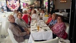 Séniors restaurant Le Quai St-Tropez