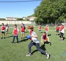 Après-midi sportif pour les élèves de l'école élémentaire