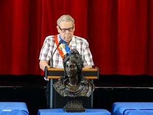M. Jacques LECOINTE maire sortant