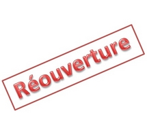 Réouvertures : médiathèque et marché dominical