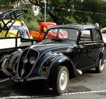 7ème rassemblement des véhicules anciens et de prestige