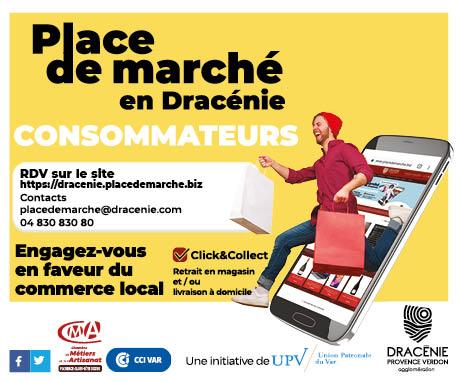 Place de marché en Dracénie https://dracenie.placedemarche.biz