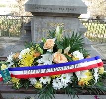 Cérémonie commémorative du 11 novembre 1918