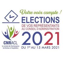 CNRACL : élections des représentants au Conseil d'Administration