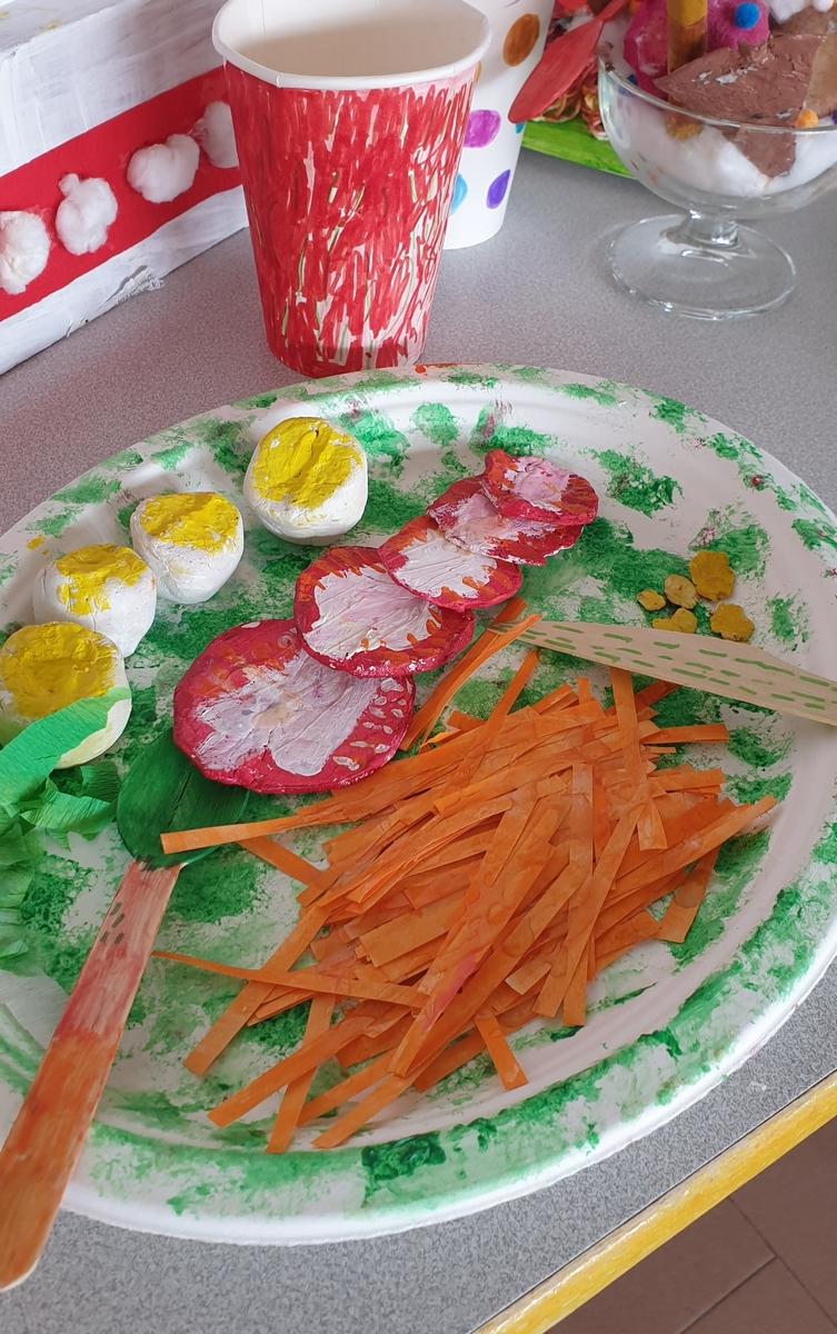 Crudités (eat-art)