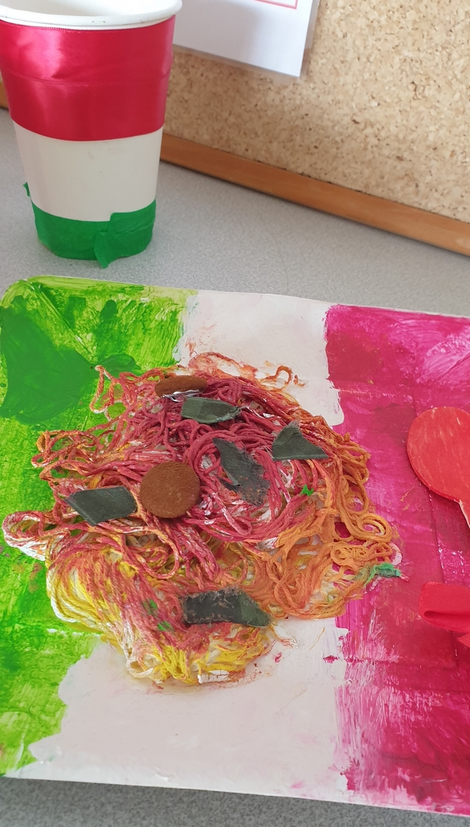 spaghetti (eat-art)